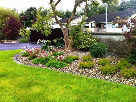 Awards 2012 Private Gardens under €5,000 Merit 2