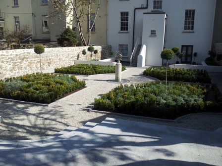 Awards 2012 Private Gardens over €30,000 Merit 1