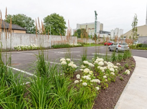 Pavilion Landscapes - winner Commercial Development up to €50,000