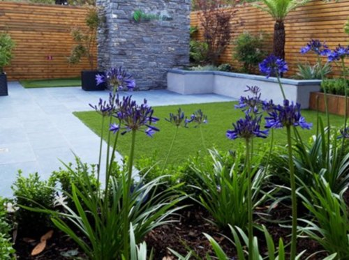 Sublime Landscaping - winner Commercial Development up to €50,000