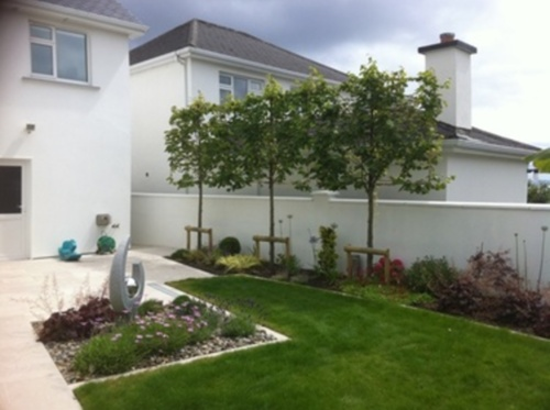 Radharc Landscaping - winner Private Gardens €5,000 - €10,000