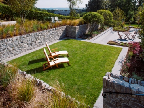 Russell Landscaping - winner Private Gardens over €100,000