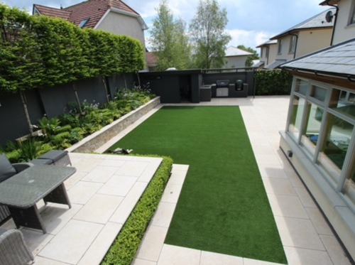 Amazon Landscape and Garden Design - winner Private Gardens over €100,000