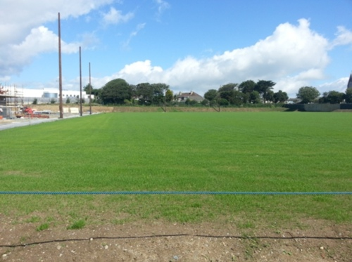 Garry Flood Landscapes - winner Sportsground Construction & Maintenance